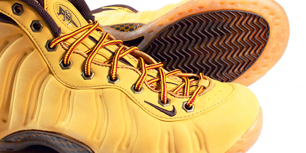 buy popular a1972 ba3ae Nike Air Foamposite One 'Wheat' Releases This Weekend | Sole ...