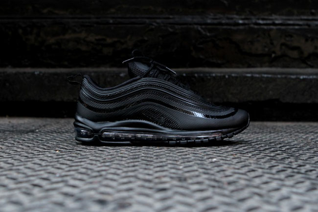Air Max 97 Hyperfuse in Black Black Neutral Grey | Sole