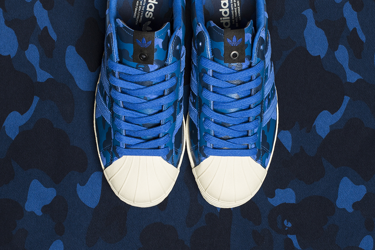 quality design 2b8f1 df32c Find Out Where You Can Buy the Next BAPE x adidas Superstars ...