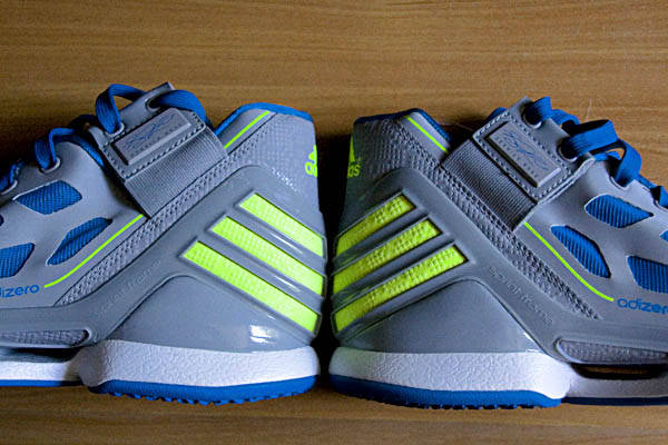 adidas adiZero Rose 2.0 - Grey/White/Blue/Electricity G23590