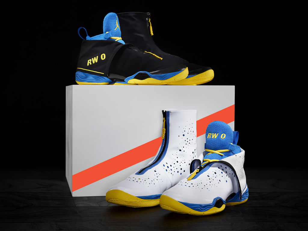 Air Jordan XX8 Russell Westbrook Playoff Player Exclusives PE