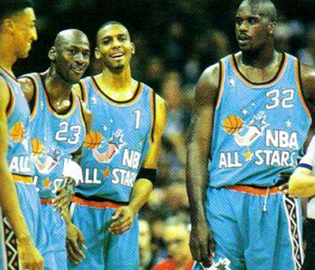 #2350 // 50 Classic Michael Jordan All-Star Game Photos (39)
