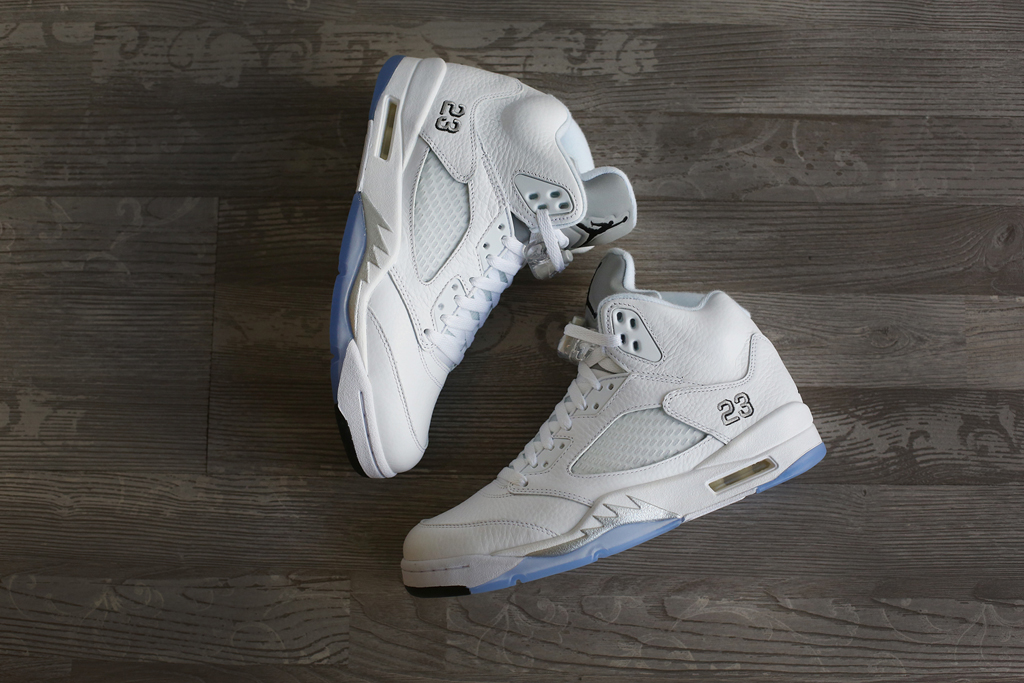 hot sale online bdf89 3d4e9 Another Air Jordan 5 Retro+ is set for a comeback.