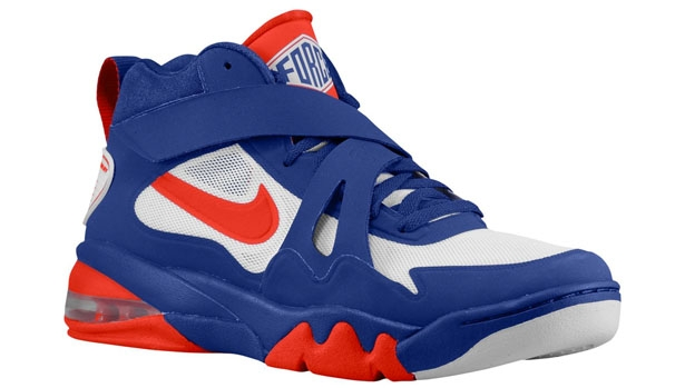Nike Air Force Max CB 2 Hyperfuse Deep Royal/White-Chilling Red