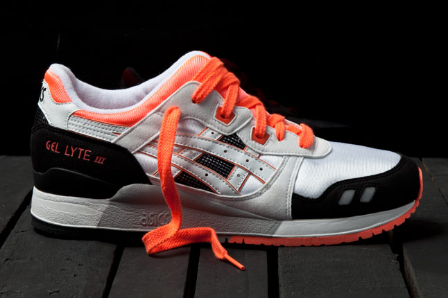 ASICS Gel Saga (Orange Blaze) Sneaker Freaker
