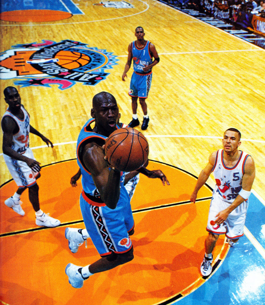 #2350 // 50 Classic Michael Jordan All-Star Game Photos (35)