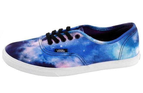 Vans Galaxy Print