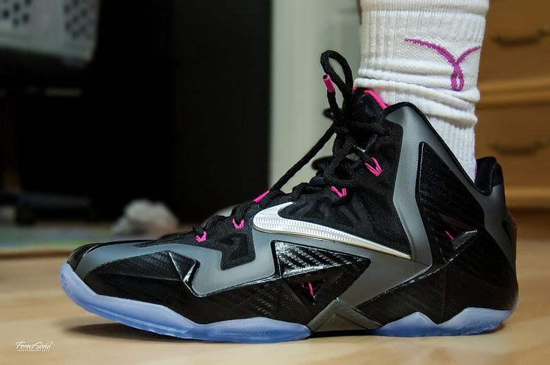 on sale 1fe0e 65851 Nike LeBron 11 Miami Nights