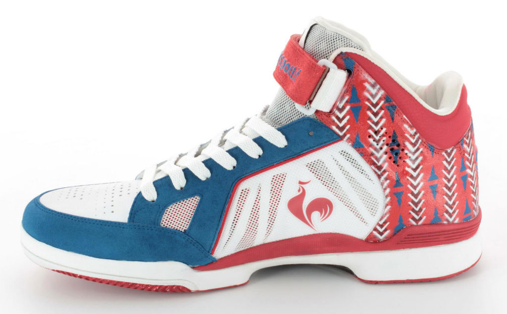 Le Coq Sportif Joakim Noah 3.0 All-Star (7)