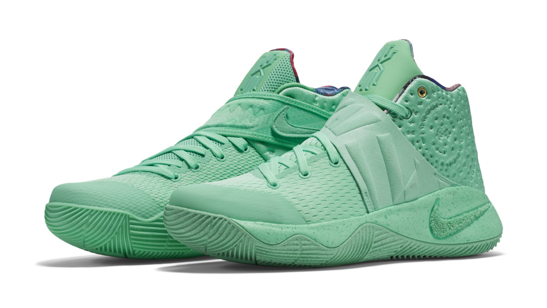 What the Nike Kyrie 2 Green 914681-300