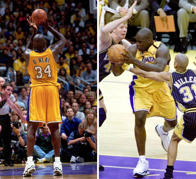 Shaq's 10 Best Games as a Laker // June 9, 2000 vs. Indiana Pacers - Dunk.net  Chromz