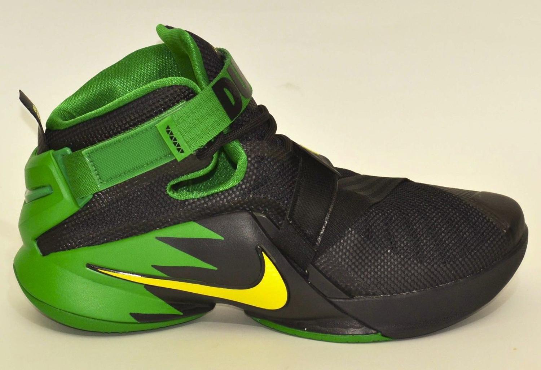Nike Oregon Ducks Basketball Shoes