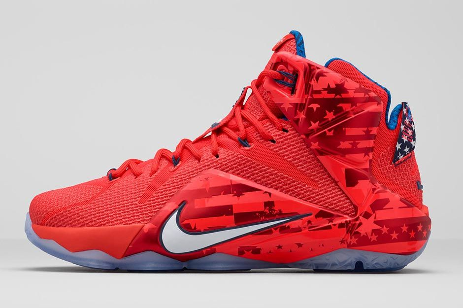 newest 982a7 810ed This Is How Nike Basketball Celebrates the 4th of July   Sole Collector