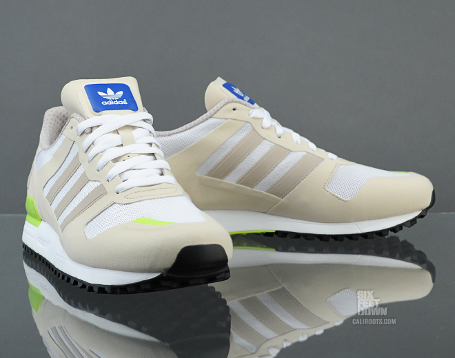 reputable site 186fc f840f adidas Originals ZX 700 - Bliss / Collegiate Silver / Slime ...