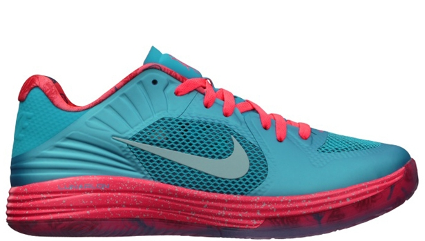 Nike Lunar Hypergamer Low Turquoise Blue/Mint Candy