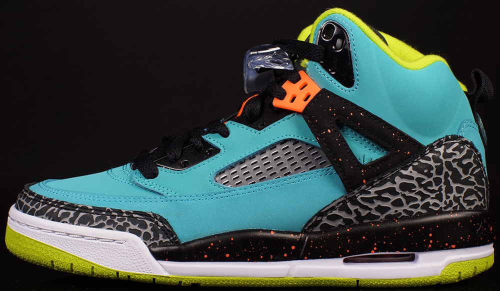 Jordan Spiz'ike GS Dusty Cactus/Hyper Crimson-Black