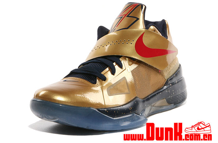 new product c2ecf 5814e Nike Zoom KD IV 4 Gold Medal 473679-702 (3)