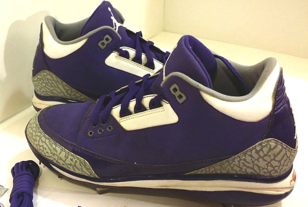 super popular 8eacd b3c0d 41 Air Jordan 3 Player Exclusives That Never Released   Sole Collector