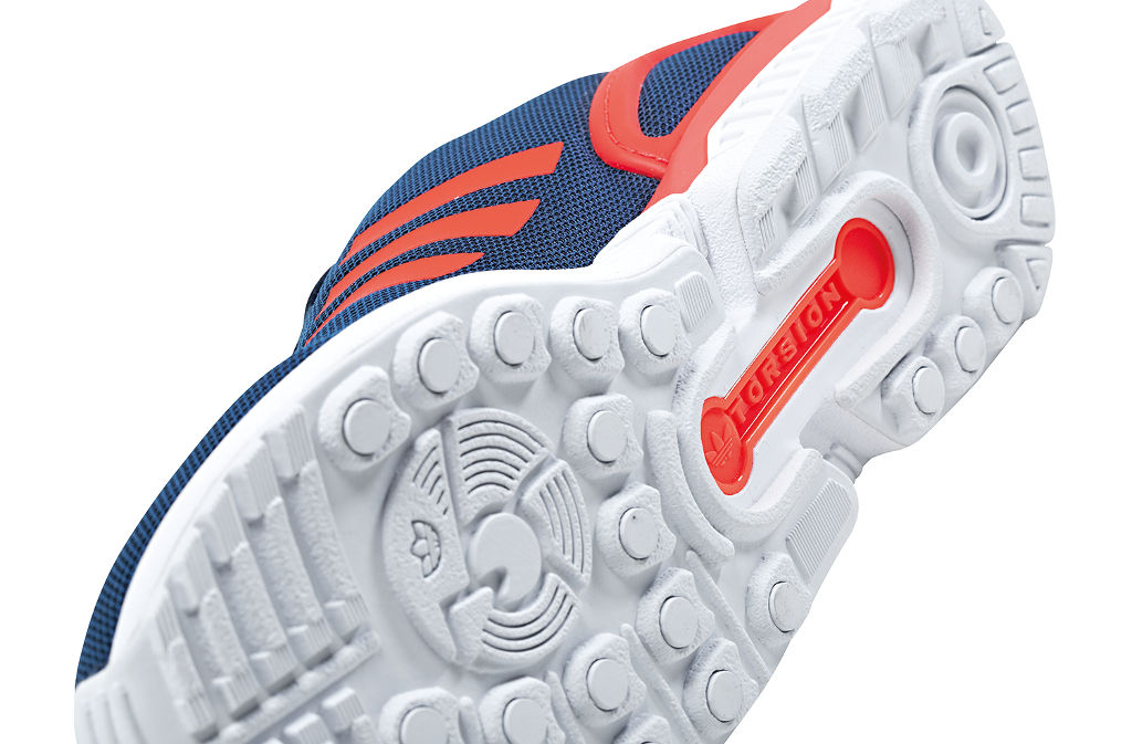 adidas ZX Flux Base Pack Navy/Red (5)