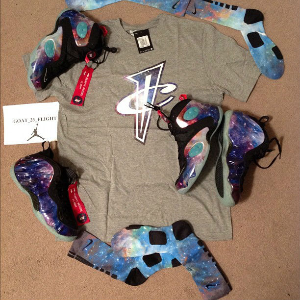 Sole Collector x Nike Zoom Rookie Galaxy Release Recap - fatboiridinhigh