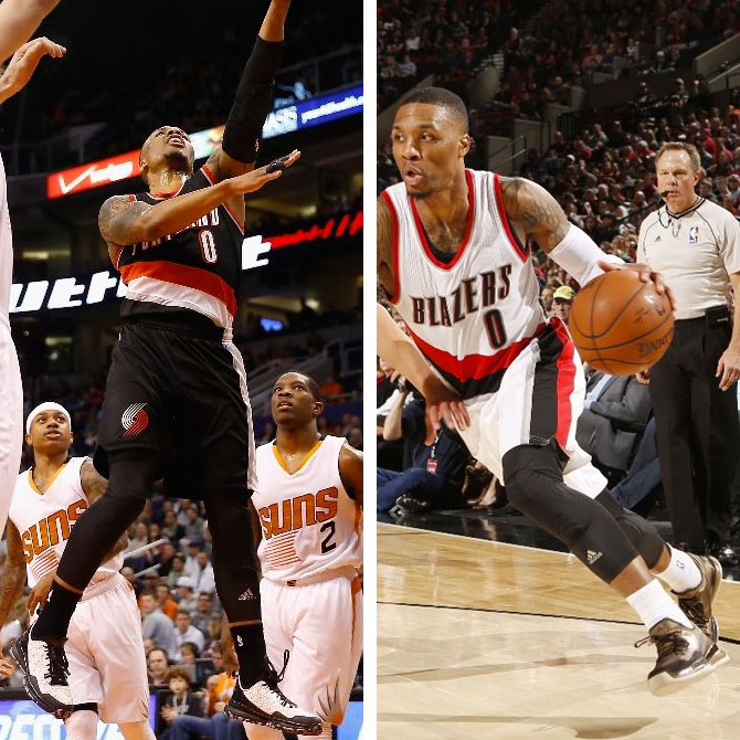 SoleWatch: NBA Power Rankings for January 25: Dame Lillard
