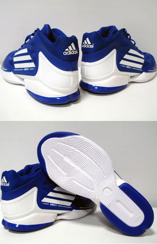 adidas adizero Crazy Light 2 Low Royal White G66078 (3)