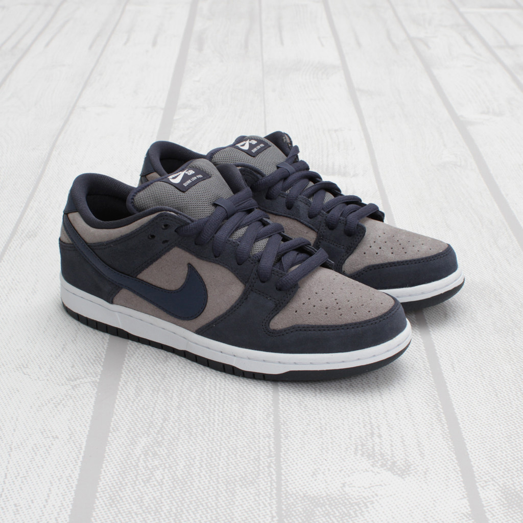 2d40c64305a ... release date nike sb dunk low pro thunder blue cool grey 8f883 3a4a5