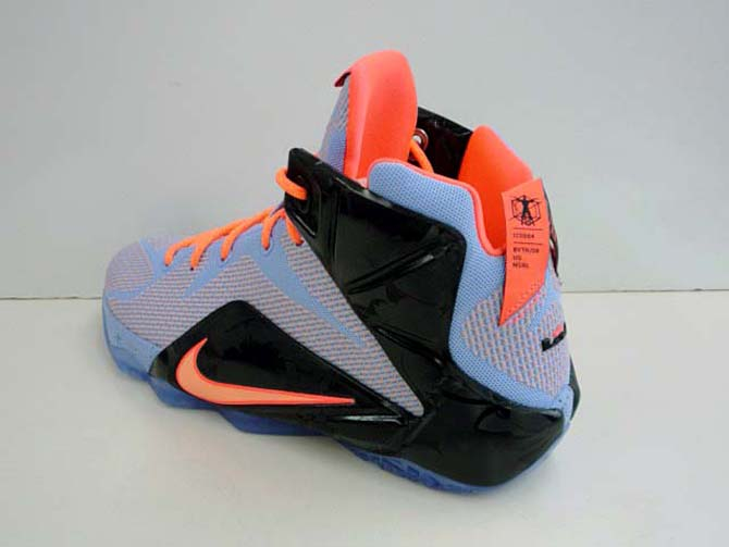 huge selection of e3ba9 8c95a Here s a First Look at the  Easter  Nike LeBron 12 GS