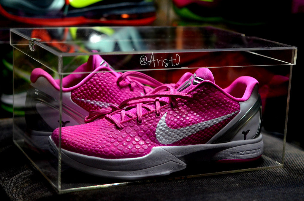 Spotlight // Pickups of the Week 7.14.13 - Nike Zoom Kobe VI Kay Yow by Drastic