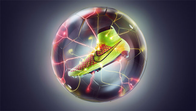 Check out Nike's latest Soccer innovation.