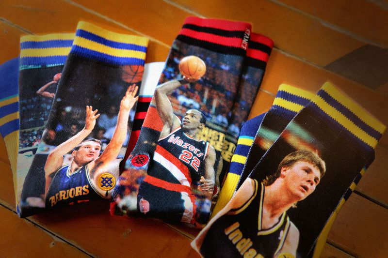 Stance Socks Presents NBA Legends Volume 3