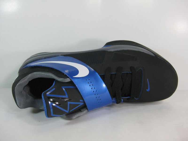 Nike Zoom KD IV Black White Varsity Royal 473679-006 (5)