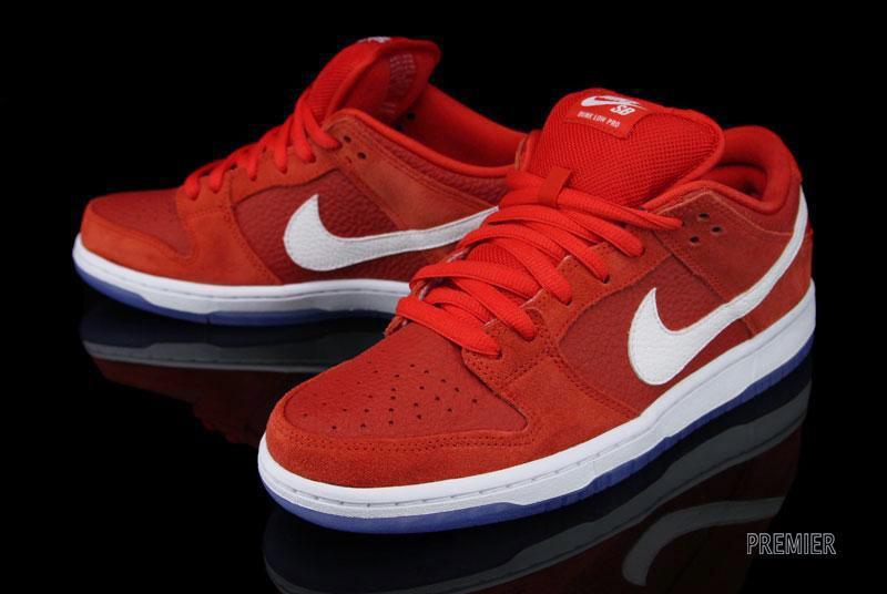 Nike Sb Red