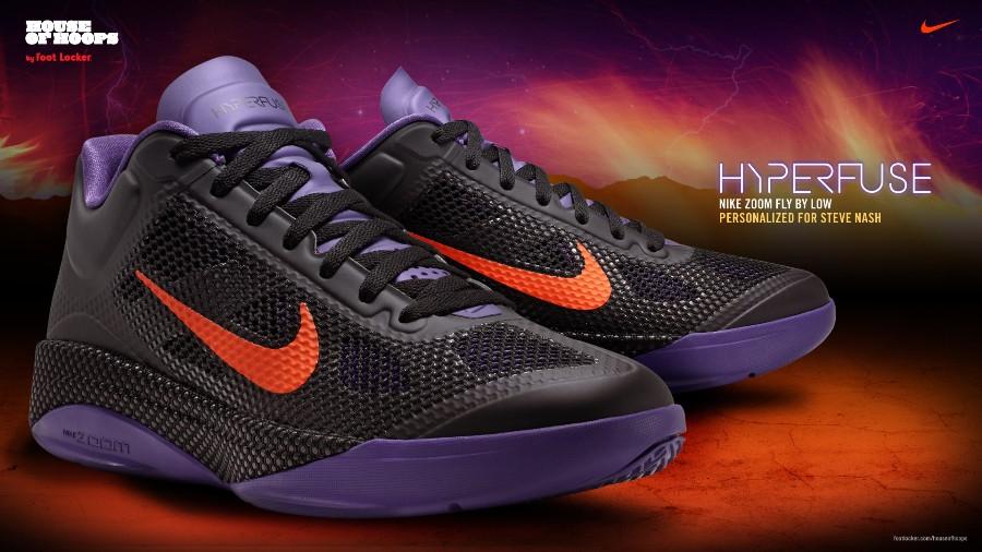 Nike Zoom Hyperfuse Steve Nash