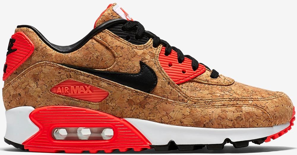Nike Air Max \u0026#39;90 Anniversary Women\u0026#39;s Bronze/Black-Infrared-White