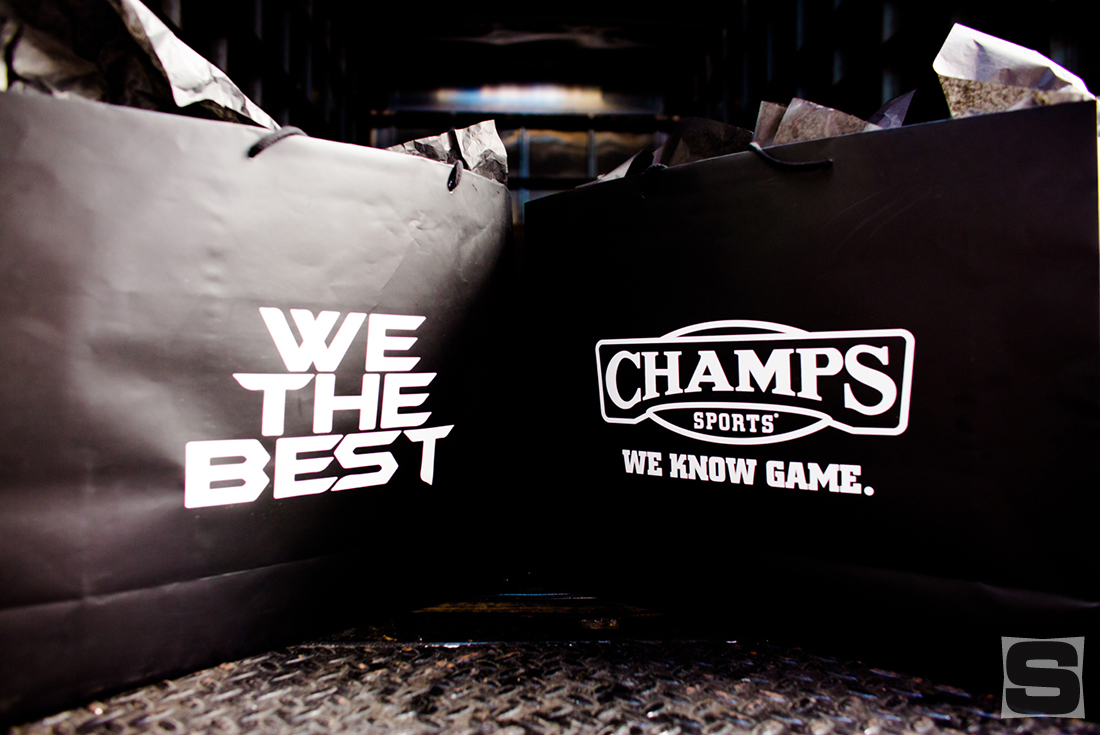 DJ Khaled Miami Champs Sports Store Bags dc4fd8dcf