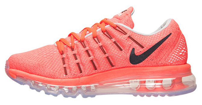 Nike Air Max 2016 Zwart Footlocker
