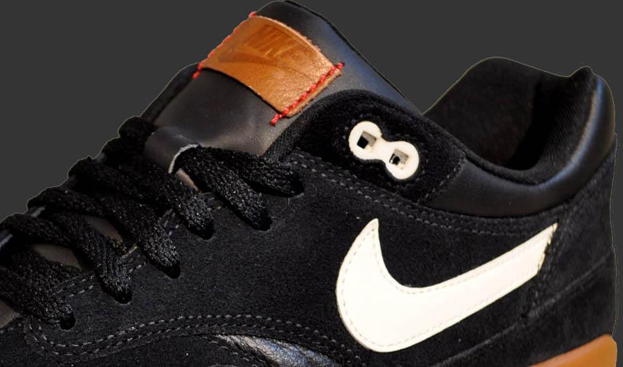 Nike Air Max 1 Premium BlackBrown White | Complex