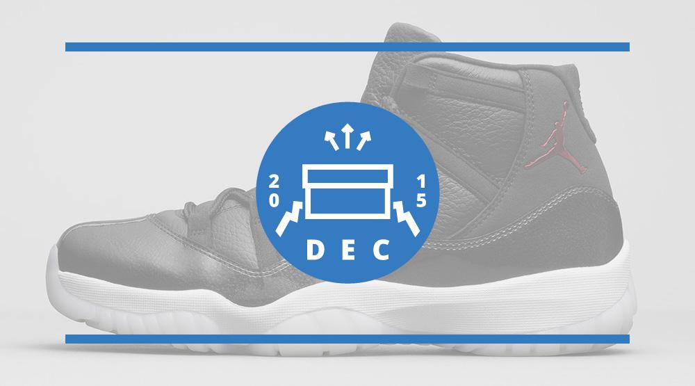 check out d70d7 498e2 Air Jordan Release Dates December 2015