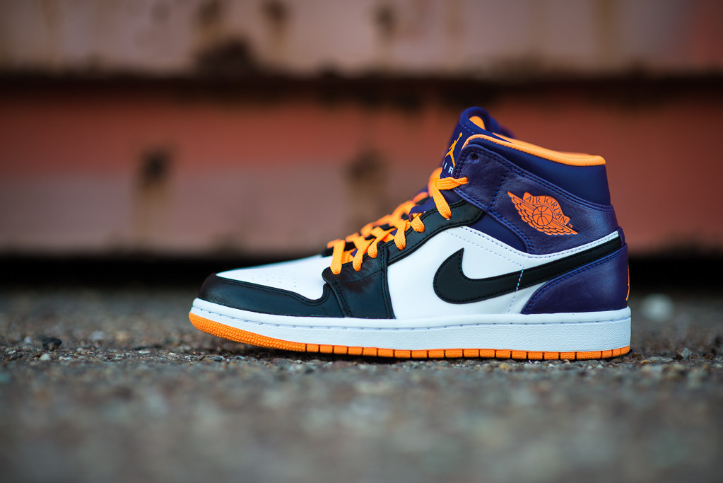 Air Jordan 1 Retro Mid - Suns - Formidable Foes Pack