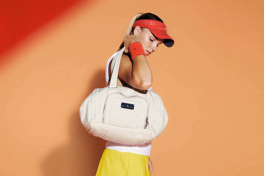 Caroline Wozniacki Outfitted in adidas by Stella McCartney for the 2012 French Open (3)
