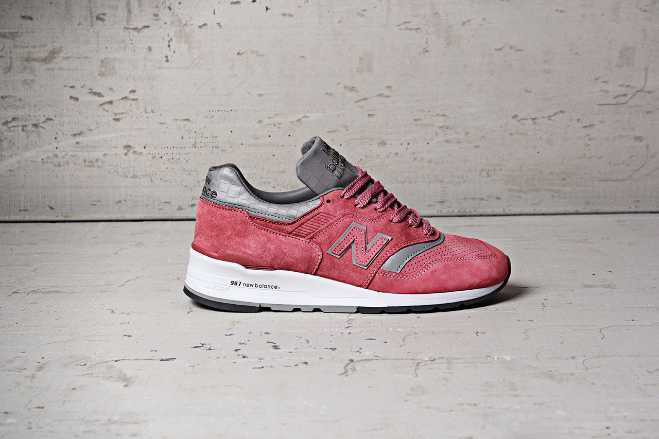 concepts x new balance 997 rose for sale