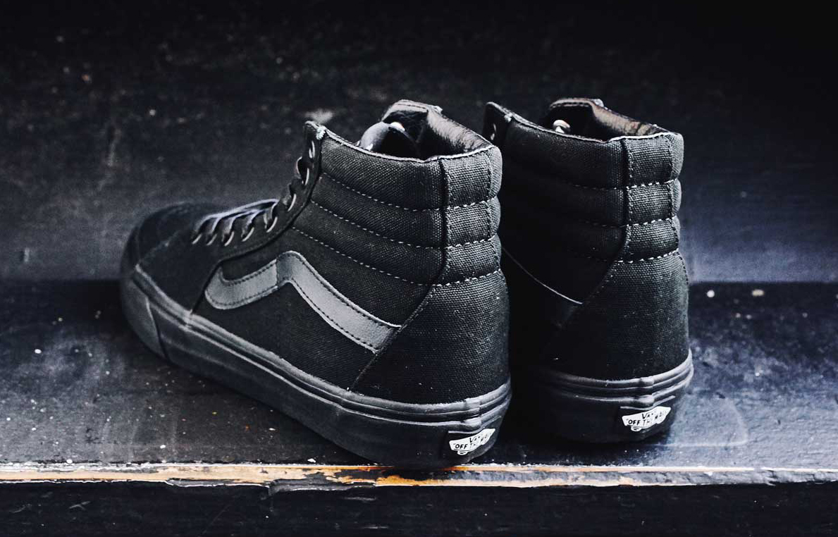 vans made awesome sneakers for cooks to wear in the kitchen | sole
