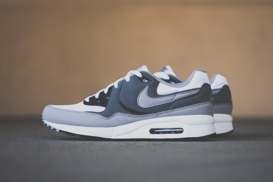 Nike Air Max Light Cool Grey Black Blue White