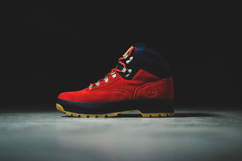 10 Deep X Timberland Nomads Boot Sole Collector