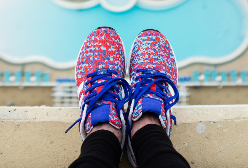 Adidas Zx Flux Prism Sole