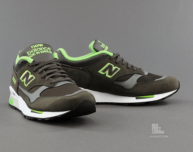 new balance made in england 1500 grey green