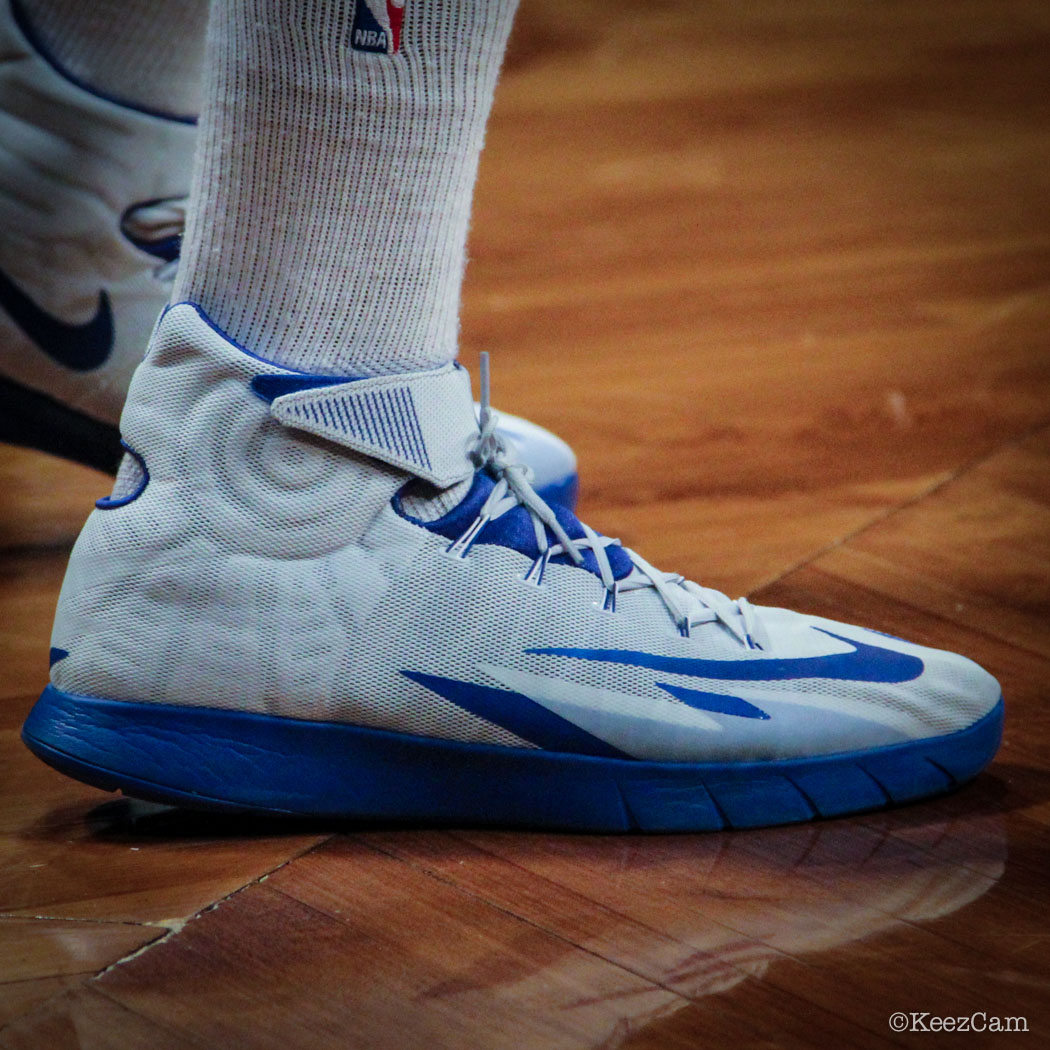 Jae Crowder wearing Nike Zoom HyperRev