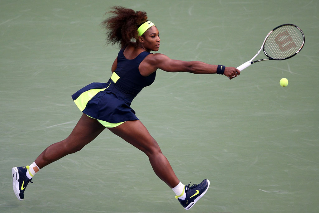 Serena Williams Wins Fourth US Open in Nike Air Max Mirabella 3 (5)