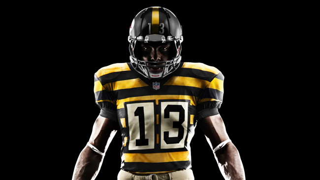 new products 3540e 04c71 Pittsburgh Steelers to Wear